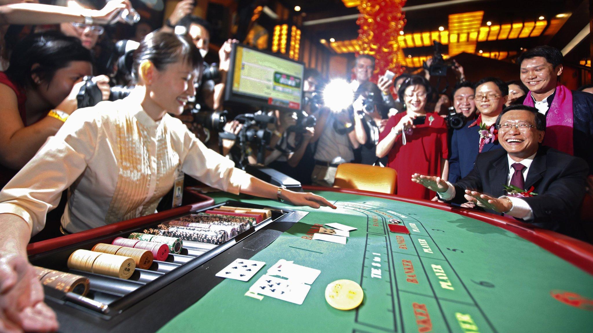 earched a legal gambling platform