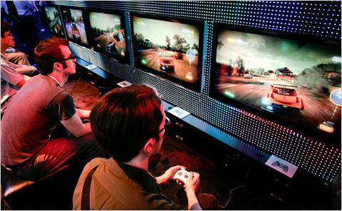 play racing games online